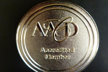 AACD Member Medal